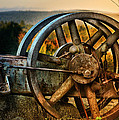 Fall Through The Wheels by Susan Capuano