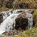 Fall Time Waterfalls by Lori Tordsen