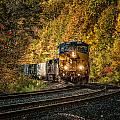 Fall Train by Fred LeBlanc