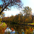 Fall Water Reflections by Alice Gipson