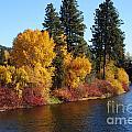 Fall Leavenworth Washington by Brandon Finister