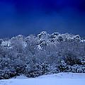 Fallen Angel Of Winter by Three MagicFingers