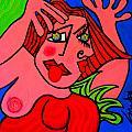 Fallen Angel by Sandra Childs Seymour