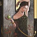 Fallen Eve by Ann Marie Campbell