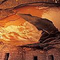Fallen Roof Ruin by Doug Davidson