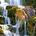 Fallin' Water by Ed  Riche
