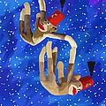 Falling by Eddy L Barrows