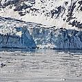 Falling Glacier by Larry Marano