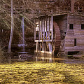Falling Spring Mill - Missouri - Mark Twain National Forest by Jason Politte