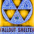 Fallout Shelter Abstract 4 by Stephen Stookey
