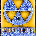 Fallout Shelter Wall 3 by Stephen Stookey