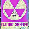 Fallout Shelter Wall 6 by Stephen Stookey