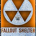 Fallout Shelter Wall 8 by Stephen Stookey