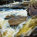 Falls Of Dochart Scotland by Mark Llewellyn