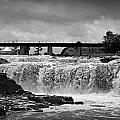 Falls Of The Big Sioux by Stephen Stookey