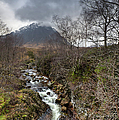 Falls On The River Coupall by Gary Eason