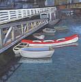 False Creek Ferry Landing by Brenda Salamone