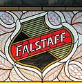 Falstaff Window by C H Apperson