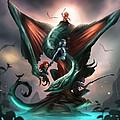 Family Dragon by Alex Ruiz