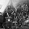 Family Housing For 31st Penn Infantry Fort Slocum Washington Dc 1861 by David Call