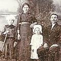 Family  by Lali Kacharava