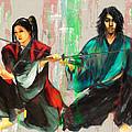 Family Samurai  by Scott Bowlinger