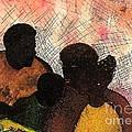 Family Time by Lydia Watson aka Watsart