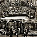 Famous Cafe De Flore - Paris by Carlos Alkmin