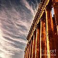 Famous Jupiter Columns by Anna Om