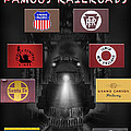 Famous Railroads by Mike McGlothlen