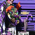 Fan Man 1 by Robert McCubbin