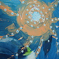 Fanciful Abstract by Dotti Hannum