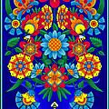 Fancy Blooms Bouquet by Alison Stein