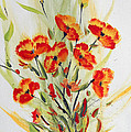 Fancy Flowers by Dorothy Maier