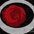 Fancy Rose by Lewanda Laboy