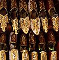 Fancy Slippers by Eva Kato