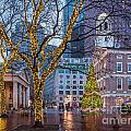 Faneuil Hall Holiday by Susan Cole Kelly