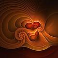 Fanfare Orange by Doug Morgan