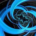 Fantasia Azul by Barbara Zahno