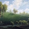 Fantastic Landscape by Giuseppe Pietro Bagetti