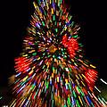 Fantasy Christmas Tree by Ronald Hunt