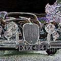 Fantasy Dream Car by Rosemary Calvert