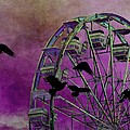 Fantasy Ferris-wheel by Gothicrow Images