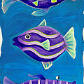 Fantasy Fish by Shirley Smith