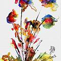 Fantasy Flowers 2 by Henning Mogen
