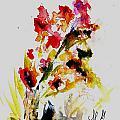 Fantasy Flowers 3 by Henning Mogen