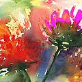 Fantasy Flowers by Miki De Goodaboom