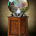 Fantasy Globe 2 by Davandra Cribbie