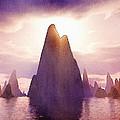 Fantasy Islands by Phil Perkins