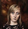 Fantasy Portrait by Amanda Elwell